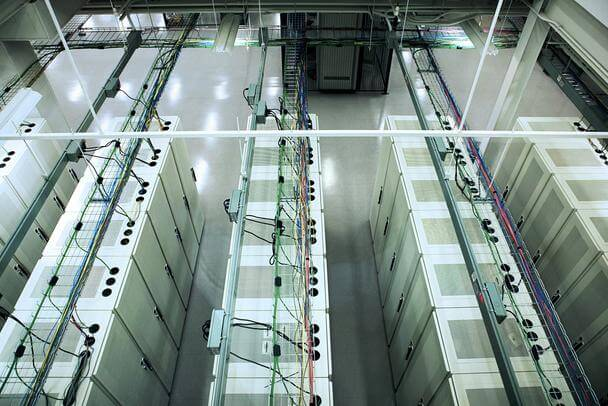 Data Center Infrastructure Structured Cabling